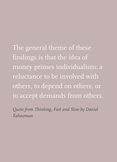 Highlight from Thinking, Fast and Slow by Daniel Kahneman (via Thinking Fast And Slow, Behavioral Economics, Daniel Fast, Its A Wonderful Life, Pay Attention, Let It Be, Thoughts, Motivation, Learning