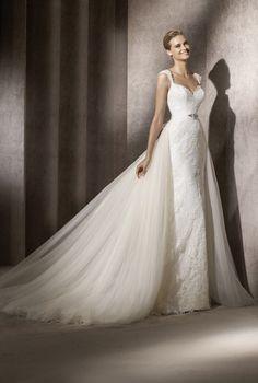 PRONOVIAS BALTA from www.BridalGown.NET $1,756