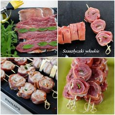Grill Party, Bbq Grill, Grilling, Barbecue, Food Now, Appetizer Salads, Cooking Recipes, Healthy Recipes, Polish Recipes