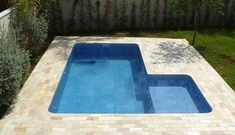 32 Amazing Small Backyard Designs Ideas With Pool - Trendehouse im garten langer 32 Amazing Small Backyard Designs Ideas With Pool - Trendehouse Pools For Small Yards, Backyard Ideas For Small Yards, Ponds Backyard, Small Backyard Landscaping, Landscaping Ideas, Desert Backyard, Landscaping Shrubs, Backyard Patio, Outdoor Pool