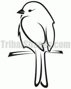 Résultats de recherche d'images pour « simple bird line drawing Simple Bird Drawing, Bird Line Drawing, Simple Bird Tattoo, Simple Line Drawings, Bird Drawings, Animal Drawings, Easy Drawings, Drawing Birds, Vogel Silhouette