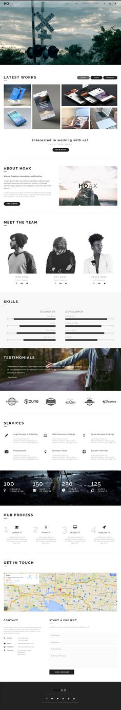 Master Creator - Multipurpose Muse Theme | Business, Awesome and Modern