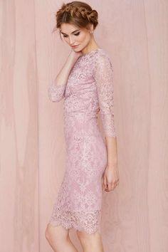 For Love and Lemons Pot Pourri Lace Dress