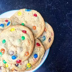 ZON(DIG)DAG: M&M cookies à la Subway - Food - Flair