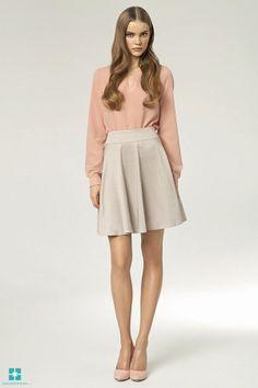 Streetwear, Mode Chic, Short Dresses, Formal Dresses, Shops, Trends, Beige, Rock, Spandex