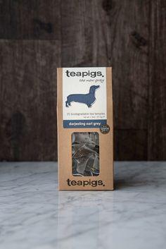 Tea Pigs - darjeeling earl grey