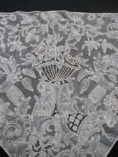 Early Brabant Lace