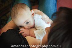 Night-time breast milk has sleepy goodness to help babe go right back to sleep!