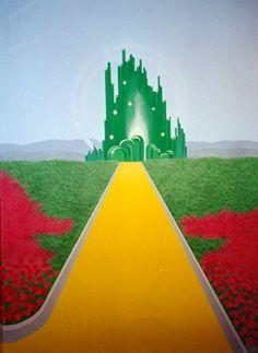 Emerald City Mural