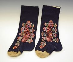 Floral Tie, Socks, Accessories, Fashion, Moda, Fashion Styles, Sock, Fasion, Stockings