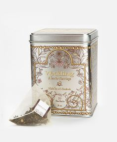 Harney & Sons Wedding tea [white tea with rosebuds]