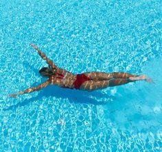Benefits of Swimming: It Slashes Major Stress