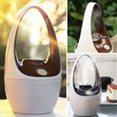 USB Powered Mini Basket Shaped Ultrasonic Moisturing Air Humidifier Moist Anion Diffuser - Assorted Color