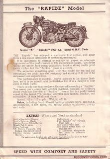 Red Devil Motors: Vincent HRD brochure 1936 Norton Motorcycle, Enfield Motorcycle, Vincent Black Shadow, Bsa Bantam, Hell On Wheels, Weird Cars, Classic Bikes, 8th Of March, England