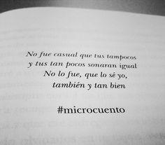 ... #Microcuento ...