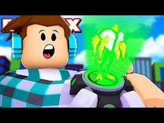 Ben 10 Encontrou It A Coisa No Roblox Videos De Minecraft