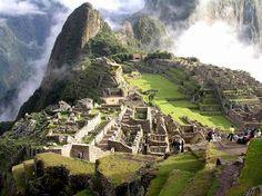 Macchu Picchu (Inca city) Peru
