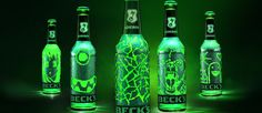 Beck's scratch bottle is a surprising social media phenomenon PD