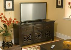 Florence 3Drwr/3Dr TV Stand
