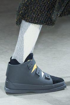 6dfad5faa181 Kenzo Fall 2017 Menswear Fashion Show Details - The Impression. Ann Ryumina  · shoes