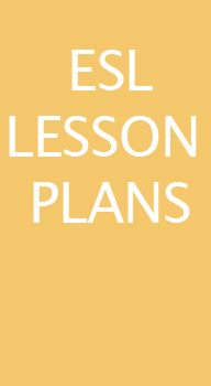Free ESL lesson plans, because good lesson plans are good for everyone.  Course I don't know if they are good -- I need to explore this later