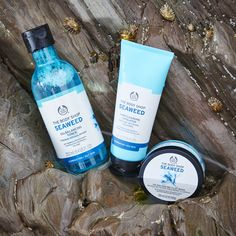 Designed for combination skin, our seaweed range helps to restore balance and control excess oil to help give you a shine-free, matte finish. Cleanser For Combination Skin, Combination Skin Care, Body Shop At Home, The Body Shop, Beauty Tips For Skin, Skin Care Tips, Body Shop Skincare, Skin Care Routine For 20s, Skincare Routine