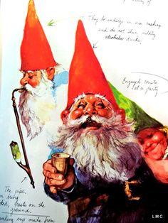 rien poortvliet gnomes - Bing Images