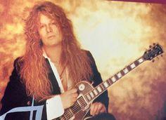 John Sykes of BLUE MURDER 1993