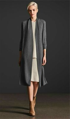 Free standard shipping on all Continental US orders. Shop women's casual clothing that effortlessly combines timeless, elegant lines with eco-friendly fabrics from EILEEN FISHER. Look Fashion, Fashion Outfits, Womens Fashion, Fashion Trends, Latest Fashion, Mode Style, Style Me, Elegant Outfit, Look Chic