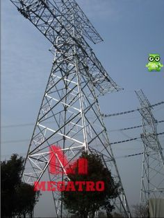 MEGATRO provided top quality towers for 800KV power transmission line for Chinese clients. In material, we adopt high strength steel such as ASTM A572 GR50, GR65, Q420, Q460, or other type steel to meet project requirements. Especially in design, local condition, climate and earthquake also importance for us, MEGATRO can optimized design and make tower solid, high strength, proper span distance, good wind resistance, and economy in the use of materials. Transmission Tower, Zhuhai, Qingdao, Electrical Equipment, Towers, Distance, Strength, Chinese, Meet