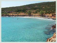 Elounda beaches