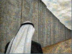 Googlegrama 35: El mur, 2007.