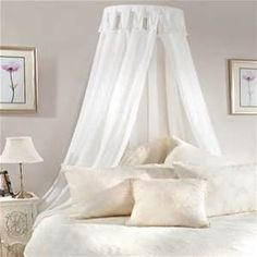 beds with canopy curtains - Bing images