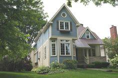 20 Illinois, Cabin, House Styles, Home Decor, Decoration Home, Room Decor, Cabins, Cottage, Home Interior Design