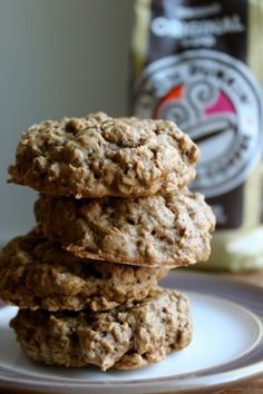 Caffeinated Breakfast Cookies by Healthy Food For Living