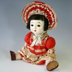 SAKURA Bisque doll