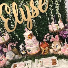 ~ ~Elyse celebrating her Birthday. Thank you Vanessa for trusting us with your daughter's Birthday. 1 Year Old Birthday Party, 1st Birthday Party For Girls, Girls Birthday Party Themes, Birthday Ideas, Baby Girl Shower Themes, Girl Baby Shower Decorations, 1st Birthdays, Daughter, Bambi Baby