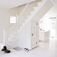 Staircase | New England home | House tour | Real homes | PHOTO GALLERY | Housetohome