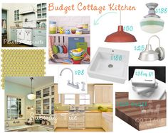 Budget Kitchens: A Sort Of Fairytale