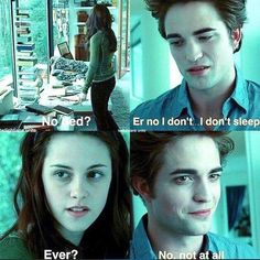 Twilight ~ Edward and Bella Twilight Jokes, Twilight Saga Quotes, Twilight 2008, Twilight Saga Series, Twilight Cast, Twilight New Moon, Twilight Series, Twilight Movie, Twilight Bella And Edward