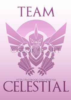 Teams Celestrial by Seoxys6 on DeviantArt