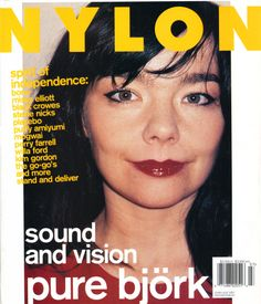 Read our June/July '01 Cover Story With Bjork!