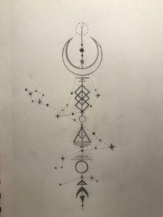So etwas wäre ordentlich, aber mit meinem und Zak's Sternzeichen (Wassermann-Konstellation) im Hintergrund Such a thing would be neat but with my and Zak's Zodiac (Aquarius Constellation) in the background Capricorn Constellation Tattoo, Capricorn Tattoo, Zodiac Sign Tattoos, Constellation Drawing, Gemini Horoscope, Capricorn Symbol, Zodiac Signs, Pisces Tattoo Designs, Capricorn Leo