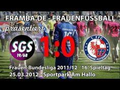 Pictures from SG Essen-Schönebeck vs. Turbine Potsdam 1:0 (03/25/2012) - Frauenfussball-Bundesliga Germany - powered by http://www.framba.de