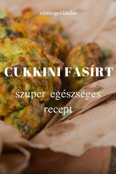 Fitt, Baked Potato, Diet Recipes, Zucchini, Paleo, Veggies, Baking, Ethnic Recipes, Food