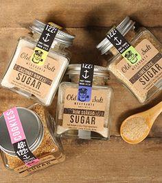 Old Salt Merchants - Sugar Flavors