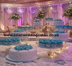 Asian Wedding Cakes :: Product - Cup cake 43