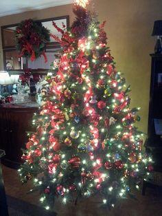 My tree 2012