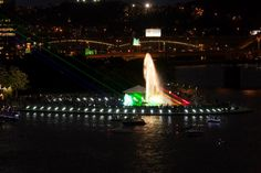 Pittsburgh Point Fountain
