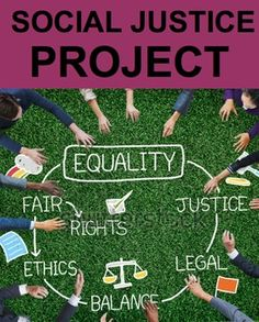 Social Justice Project: NO PREP student-led project for social awareness / social action unit #socialjusticeeducation